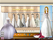 Euro Style Wedding Dresses Game