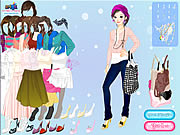 Light and Clean Dress Up Game