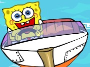 Spongebob Speedboat Game