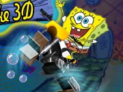 Spongebob Bike 3D Game