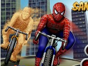 Spiderman Vs Sandman Game