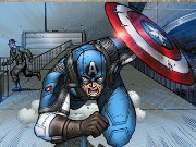 Captain America Game