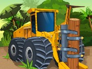 Jungle Wood Cutters Game