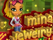 Mina jewelry Shop Game