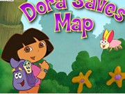 Dora Saves Map Game