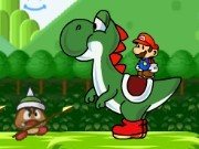Mario and Yoshi Adventure Game