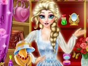 Elsa Shopping Boutique Game
