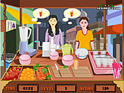Indian Juice Shop Game