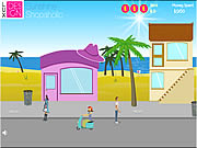 Sunshine Shopaholic Game