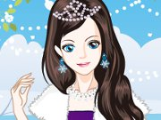 Winter Wedding Dress Up