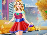 Fall Princess DressUp Game