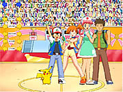 Pokemon Photos Game