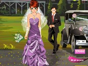 Romantic Wedding Dress Up Game