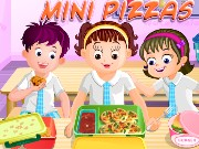 Mimis Lunch Box Mini Pizzas Game