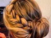 Prom Braided Hairstyles Game