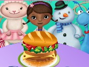 McStuffins At Burger King Game