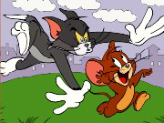 Sort My Tiles Tom and Jerry Game