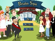 Brain Spa Pattern Matching Game