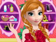 Anna Frozen Trendy Fashion Game