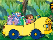 Dora Animal Rescue Rush Game
