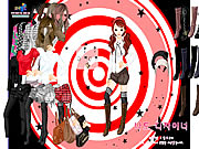Fashion Brands Dressup Game