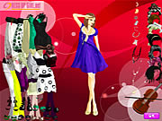 Dressup Fantasy Girl Game