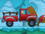 SpongeBob Snow Plow Game