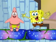 SpongeBob and Patric Adventure Game