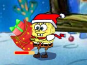 Spongebob Xmas Gifts Game