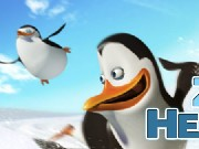 The Penguins of Madagascar Sub Zero Heroes Game
