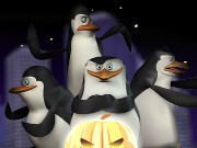 The Penguins of Madagascar Candy Cannoneers Game
