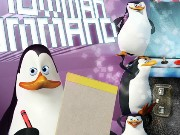 The Penguins of Madagascar Snowman Command Game