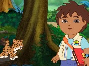 Diego African Off Road Rescue Game