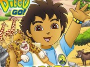 Diego Safari Rescue Game