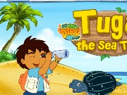 Diego Tuga the Sea Turtle Game