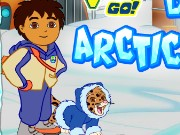 Diegos Arctic Rescue Game