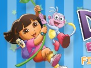 Dora Find the Alphabets Game
