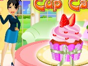 American Cup Cake Game