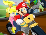 Mario Couples Burnout Game