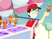 Ice Cream Cart Game