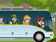 Super Mario Bus Game