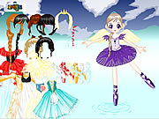 Ballerina Princess Maker spiel