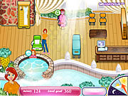 Sashas Health Spa Game