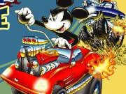 Mickey Mean Machine Game