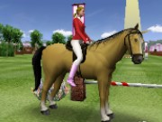 Horse Eventing Game