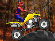 Spiderman Motocross Game