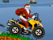 Santa Super ATV Game