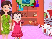 Baby Lisi Tooth Care Game