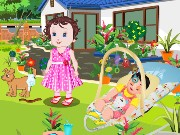 Baby Lisi Cat Rescue Game