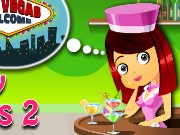Flirty Waitress 2 Game